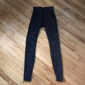 Lululemon Wunder Under Mesh